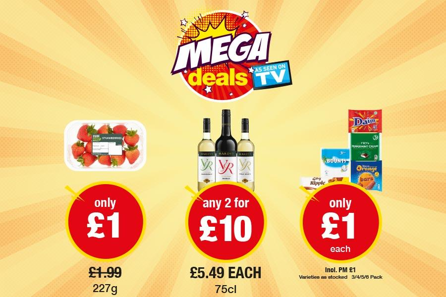 Mega Deals (1) at Premier (NP3)