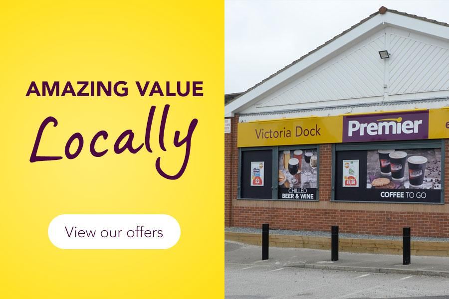 Amazing Value Locally
