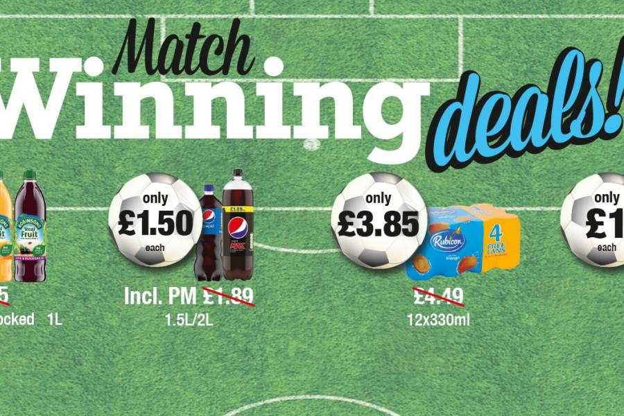 Match Winning Deals