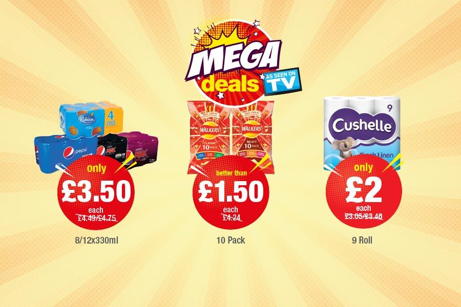 Mega Deals at Premier