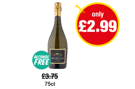 Spumante Nosecco - Was £3.75 - Now only £2.99 at Premier