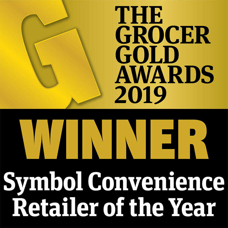 The Grocer Gold Awards 2019 - Winner - Symbol Convenience Retailer of the Year