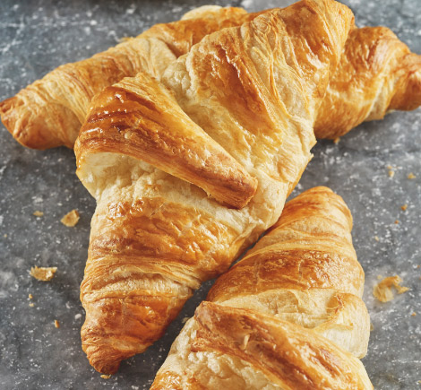 Food To Go - Croissants